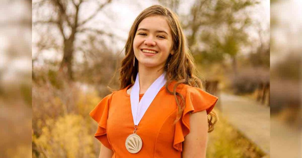 Wyoming's Distinguished Young Woman Competes at Nationals This Week