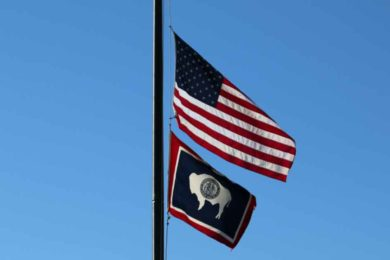 Flags Remain at Half-Staff in Honor of Wyoming Marine Killed in Afghanistan