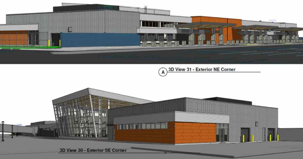 Airport's Commercial Terminal Project to Receive $8.4 Million in Grants