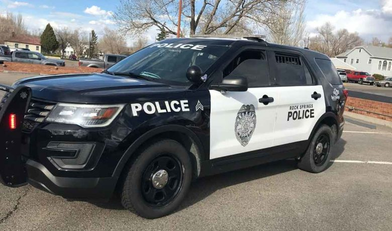 Rock Springs Officers Investigate Recent Business Vandalisms