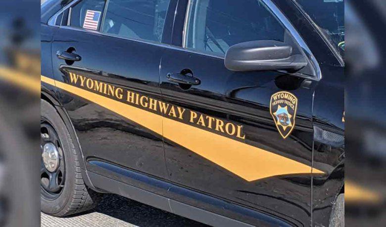 Wyoming Highway Patrol Assist Elderly man on I-25 in Casper Attempting to Walk to Cheyenne