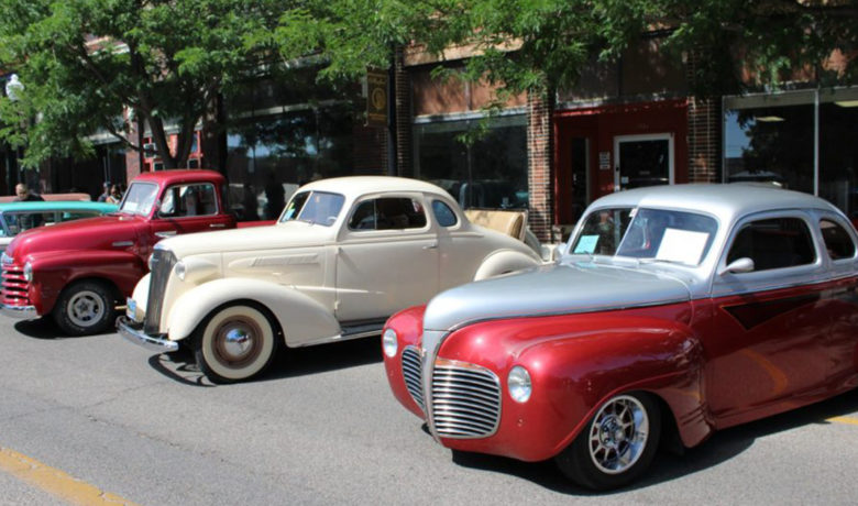 Blue Mountain Car Show Returns for Another Fun-Filled Weekend July 9-11