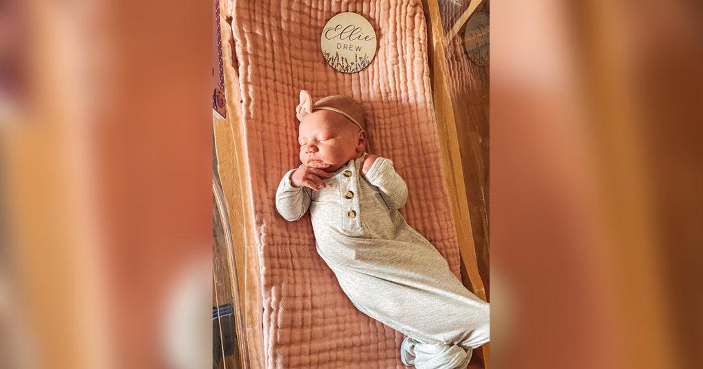 Birth Announcement: Ellie Drew Russell