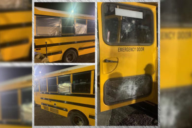Local Businesses Step Up After the GR Knights Travel Bus Was Vandalized