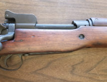County Museum Researches Military Rifle World War I Era