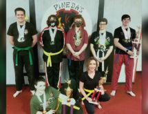 Pineda's Kenpo Karate Hosts Interschool Tournament