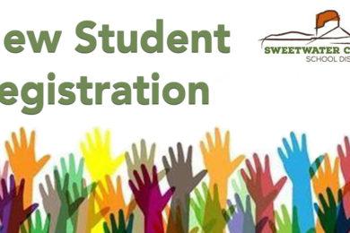 SCSD No. 2 New Student Registration