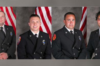 Rock Springs Firefighters Assist in National Vaccination Efforts