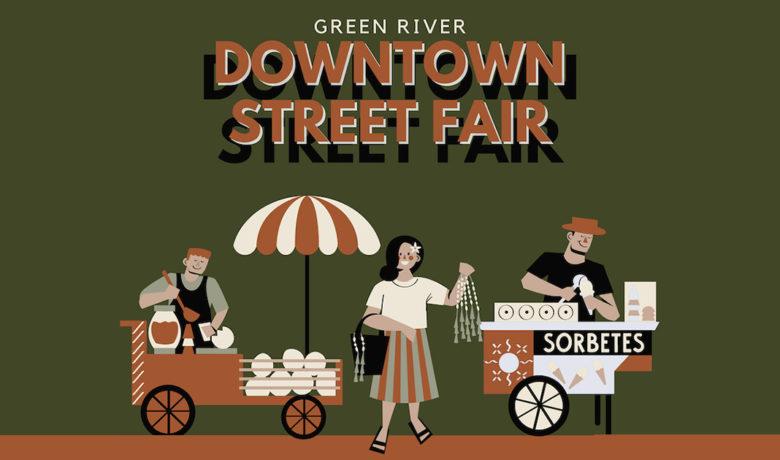 Take a Stroll at the Green River Downtown Street Fair