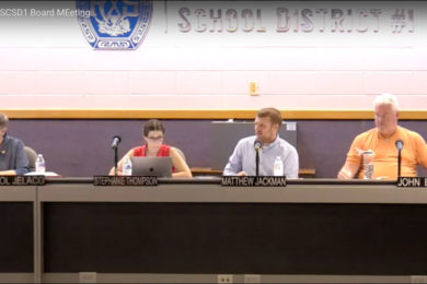 SCSD No. 1 Receives High Marks in State Accreditation Report
