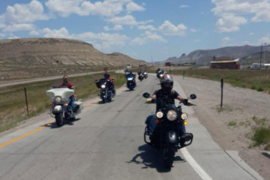 Try Your Hand at the 4th Annual Ride for the Patch Poker Run