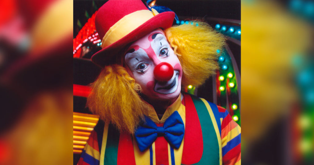 Lankey the Clown Back To Entertain Audiences at Wyoming's Big Show