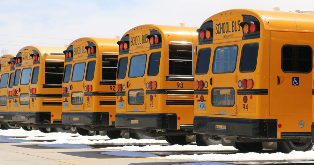 Parents Asked to Complete Bus Route Forms in SCSD No. 1