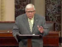 Governor Gordon Reflects on Friendship With Senator Mike Enzi