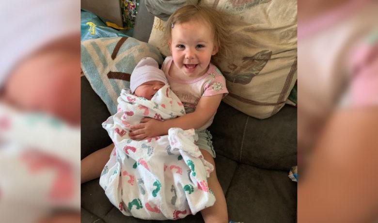 Birth Announcements: Elaina Annalee Jacobson