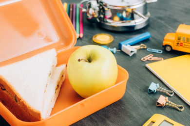 Parents Asked to Pre-register for Free School Meals in SCSD No. 1