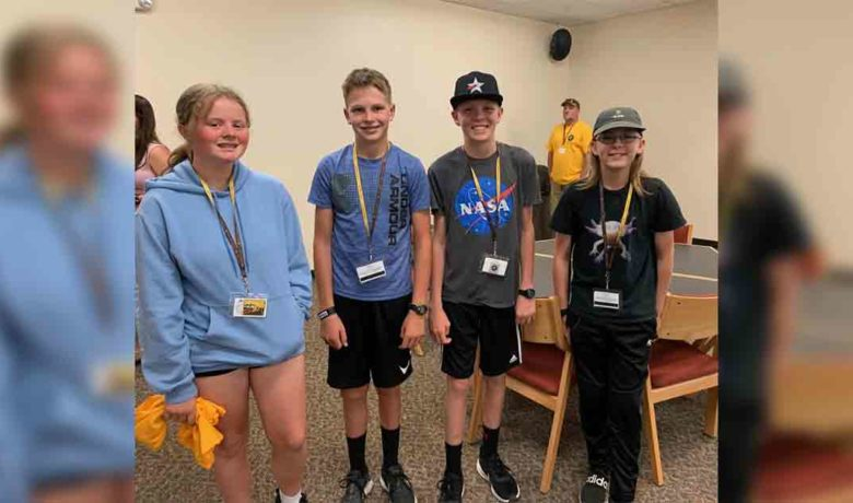 RS Students Return from Amazing Astro Camp Experience