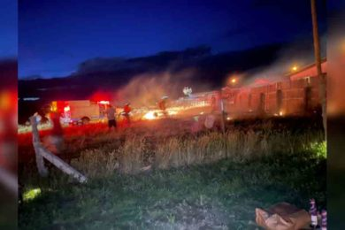 Firefighters Respond to 6 Fireworks Related Fires on July 4th
