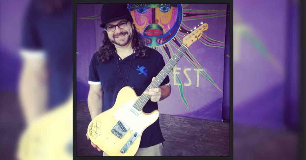 Blues Musician to Perform at White Mountain Library Tuesday