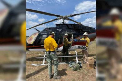 Fire Crews Make Progress on Shale Creek Fire