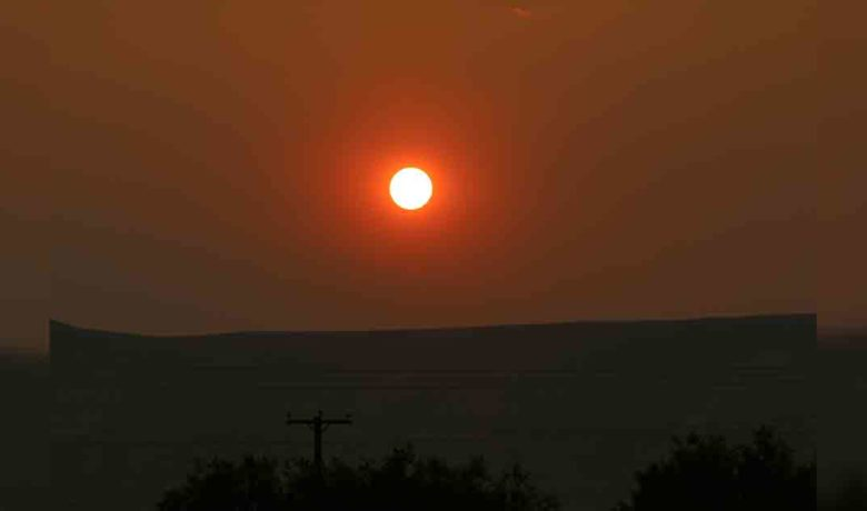 Air Quality Alert for Smoke Issued for Sweetwater County