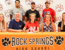 Lady Tigers' Willoughby Inks With Northwest College
