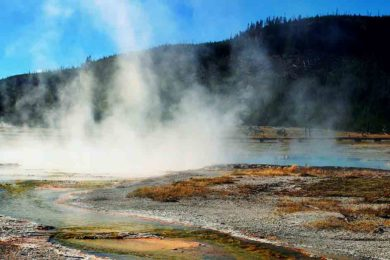 Yellowstone Sees Increase in July 4th Weekend Visitation