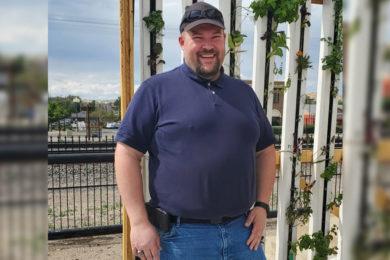 Bryan Schutz Named Rock Springs Main Street Volunteer of Month for June