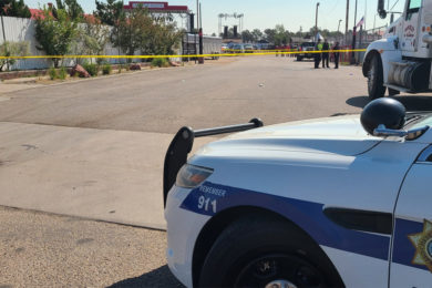 Male Passenger Run Over by Vehicle at Frontier Park