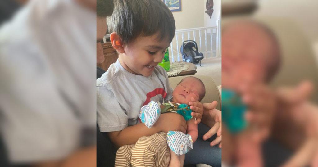 Birth Announcement: Sutton Jose Eugene Dillon