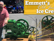 For a Dessert That Delights Try Emmett's Old Fashioned Ice Cream