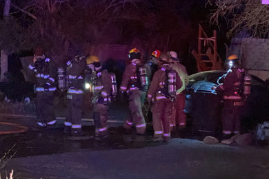 Green River Fire Department Responds to Two Fires Monday