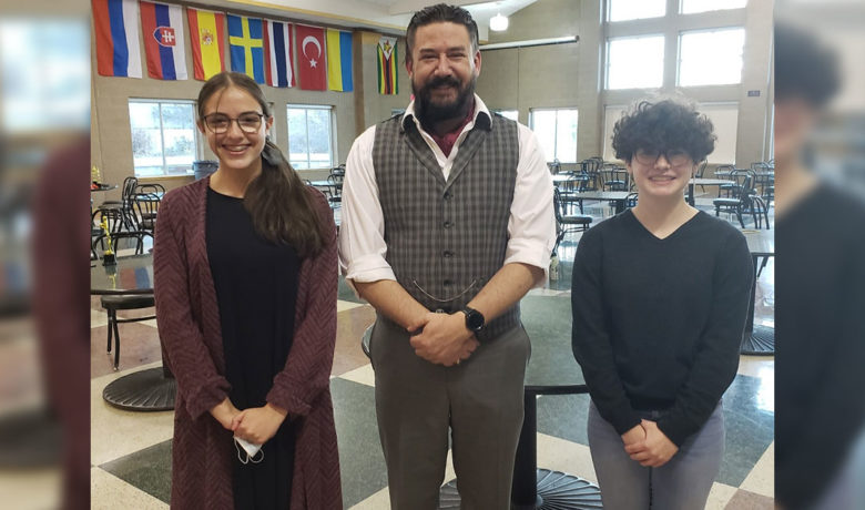 GRHS Students Receive Nominations at Cheyenne Film Festival