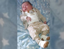 Birth Announcement: Luke Anthony Mares