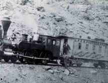 Frontier-era Photographers Traveled the Rails in 'Photo Cars'