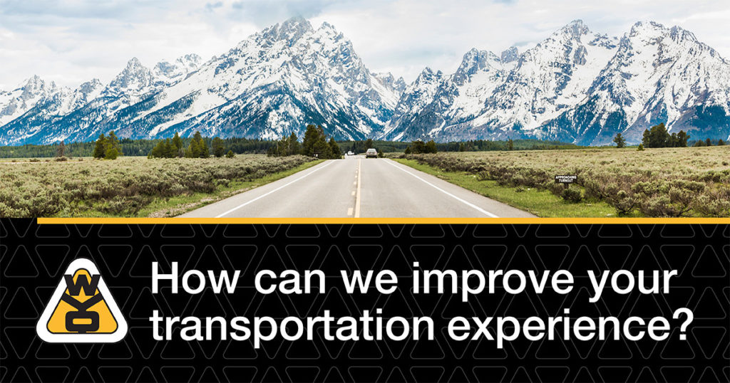 Public Input Opportunity for WYDOT's State Transportation Improvement Program Launches July 26