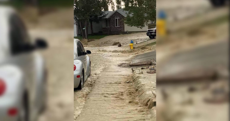 City Doesn't Qualify for FEMA Funds after Flood