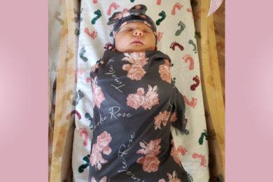 Birth Announcements: Tinslee Rose Muggelberg