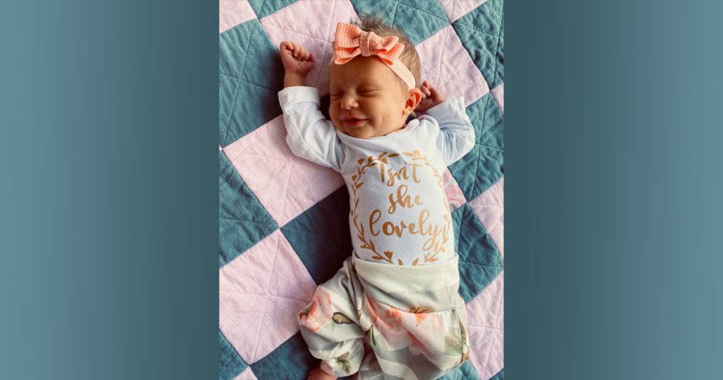 Birth Announcements: Miley Addison Ann Oler