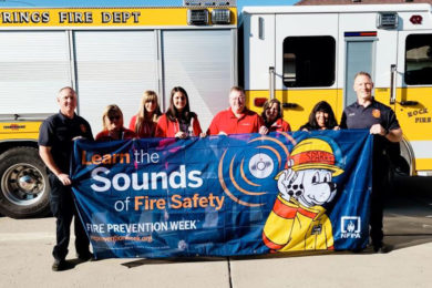 Learn the Sounds Of Fire Safety!