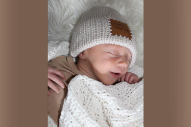 Birth Announcements: August Leo River Ingram