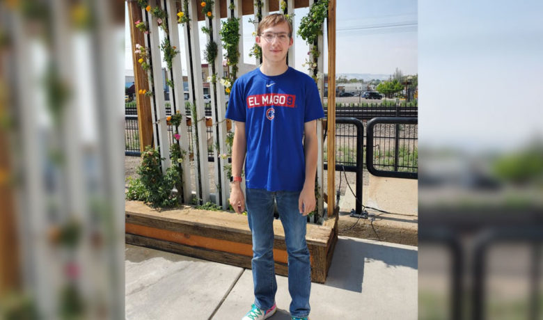 Travis Named Downtown Rock Springs Volunteer of the Month