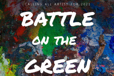 Art on the Green's 24 Hour LIVE Art Competition is Back!