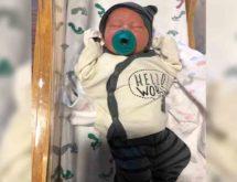 Birth Announcement: Jamison Reese Platzer