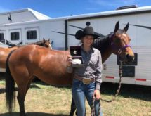 RS' Scott Sets World-Class Time at Fair Rodeo