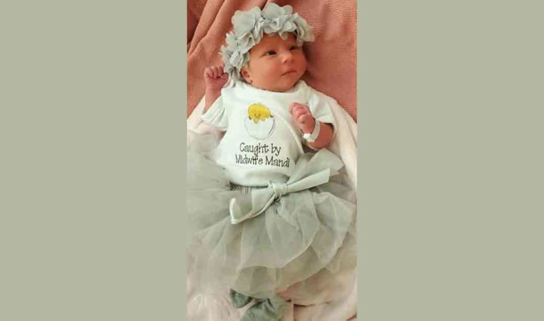 Birth Announcement: Piper Janice Rheaume