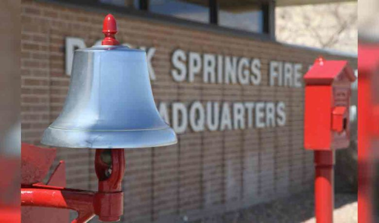 An Elderly Rock Springs Man Died from Injuries Sustained in a Yard Fire