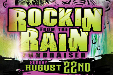 Support Local Flood Relief at the Rockin' from the Rain Fundraiser