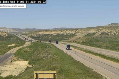Interstate 80 Exit 111 Westbound off-Ramp Will Be Closed through Saturday