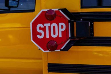 SCSD No. 2 Wants to Remind Residents to Stop for School Busses